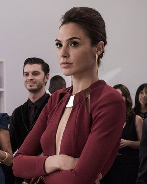 Gal Gadot as Diana Prince (Wonder Woman's alter ego) in Batman v Superman