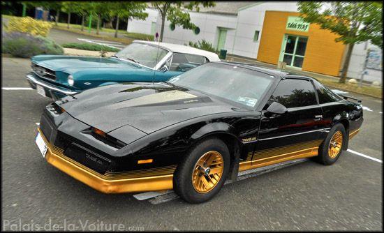 Pontiac Firebird Trans Am V8 HO 1984