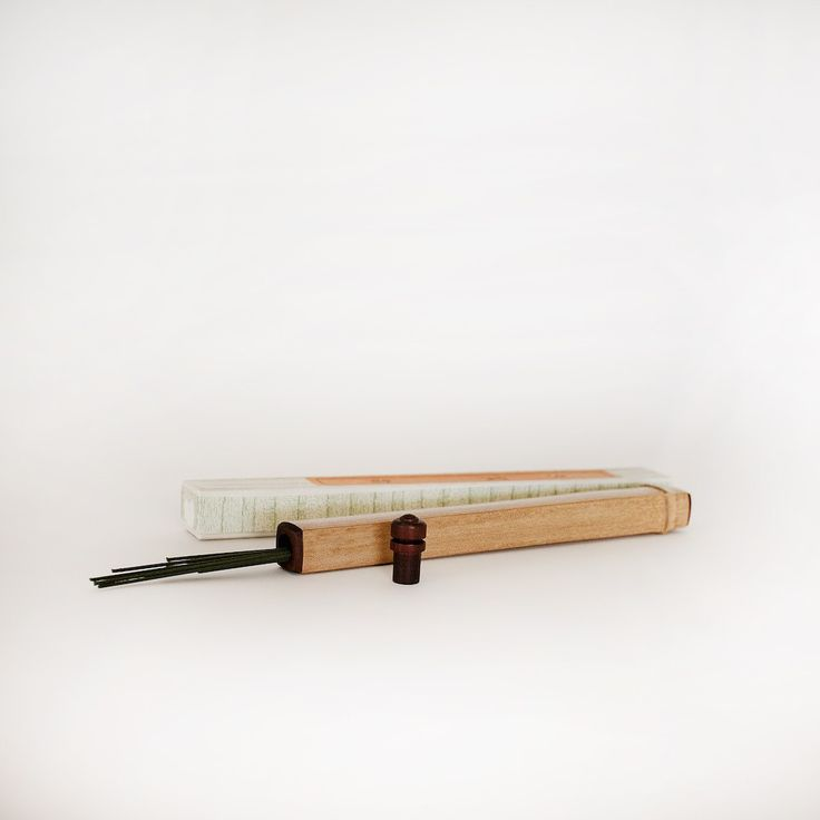 Bamboo Incense Sticks Holder | QUOTIDIE