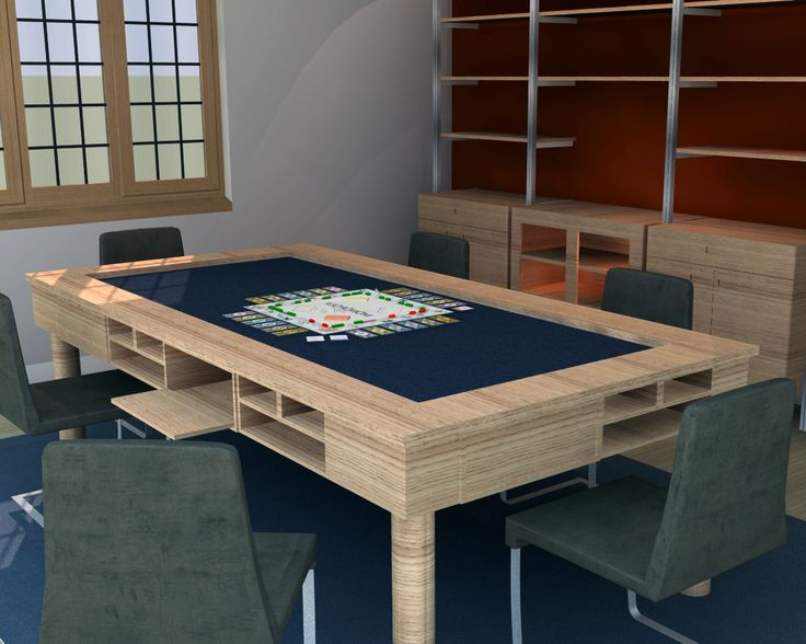Lovely Game Rooms For Grown Ups!