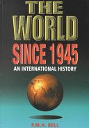 This new book presents a bold and wide-ranging account of international affairs between 1945-1991, from the end of the Second World War to the close of the Cold War. It deals with the Cold War and détente, with decolonization and the Third World, and with the development of international organizations.
