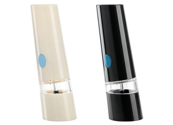 New from Alessi salt and pepper grinders