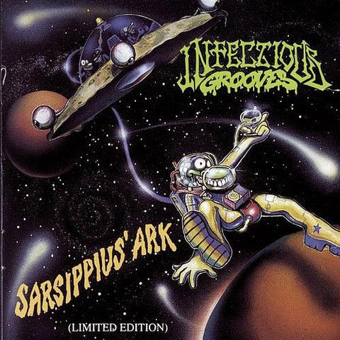Infectious Grooves Sarsippius' Ark – Knick Knack Records