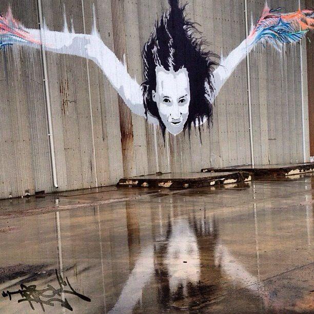 Vexta unique street art great street artists free walls graffiti art