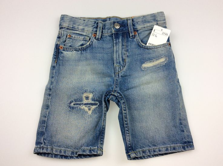 H&M, SHORTS WITH ADJUSTABLE WAIST, BNWT, SIZE 5, $13 (RRP $27.95)