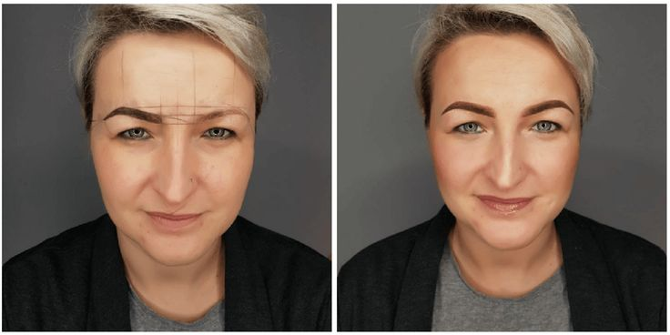 How to shape perfect brows - permanent brows ...
