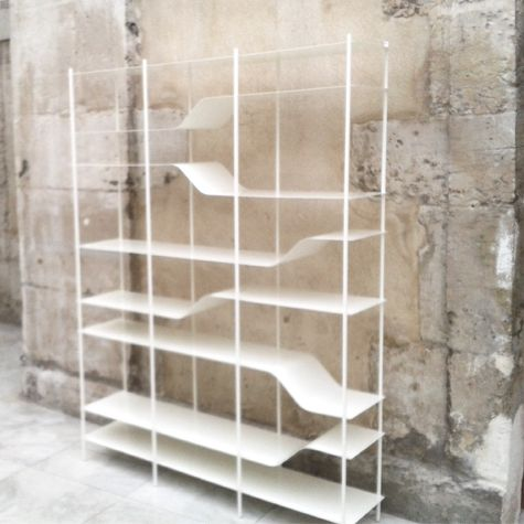 etagere reseau situation
