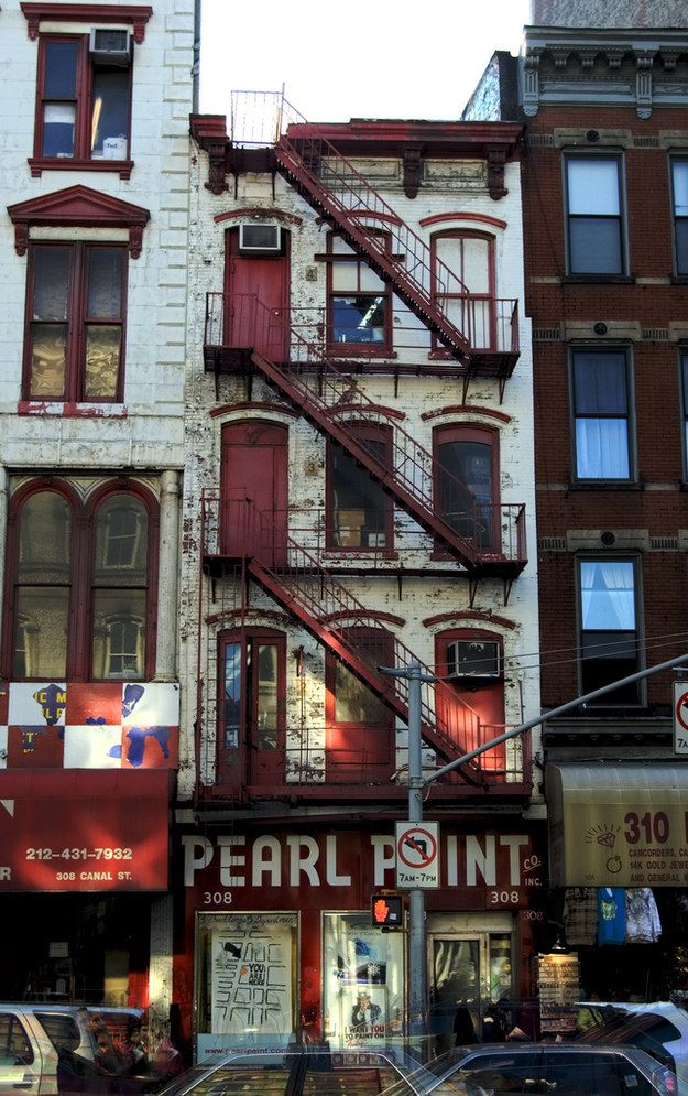 Pearl paint 308 canal street in chinatown this massive for Pearls paint supply