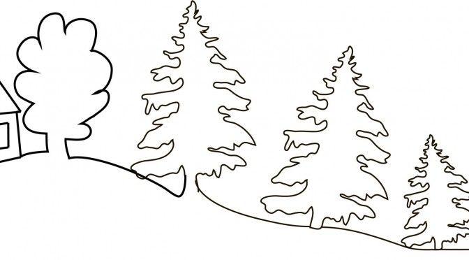 Дом в лесу фото и планы форма