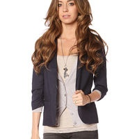 Papaya Clothing Online :: RAMIE CASUAL JACKET