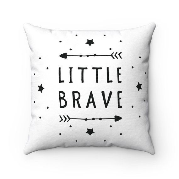 Kid You Ll Move Mountains Kids Poster Gift For Kid Home Decor Kids Room Throw Pillow By Typodecor Society6