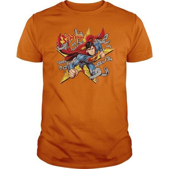 Superman Stars And Chains #sunfrogshirt