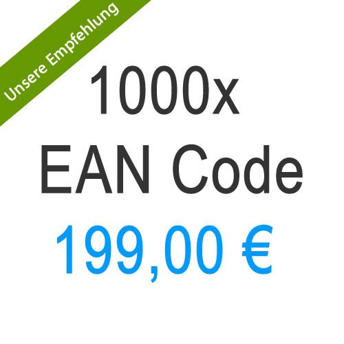 Ean Codes Für Amazon Business