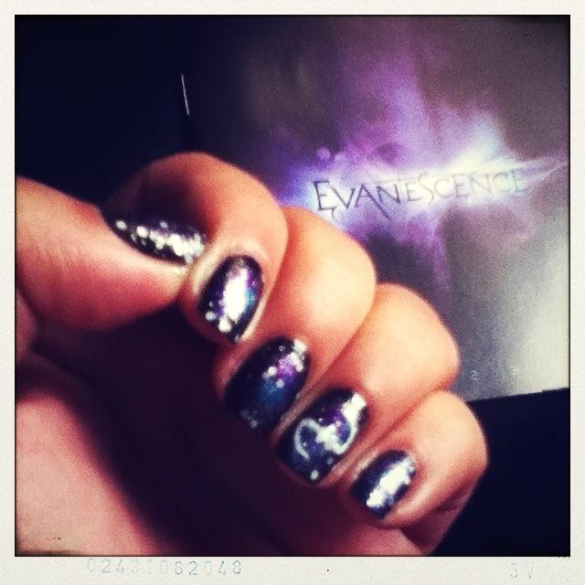 Soy fan de Evanescence