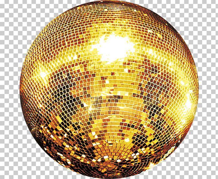 Disco Ball Sphere Light Gold Png Circle Disco Disco Ball Gold Gold Party Sphere Light Disco Ball Disco