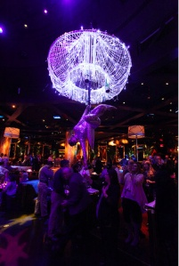 Unique corporate events social events and weddings Ideas: Aerial Bartenders-event entertainment-AerialArtistry.com
