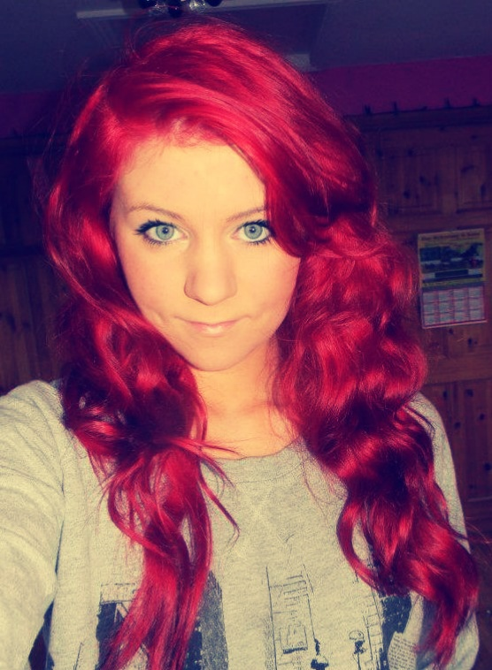 40 Best Red Hairdont Care Images On Pinterest Hair Colors