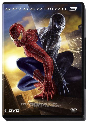 Spider Man 3 * IMDb Rating: 6,3 (223.188) * 2007 USA * Darsteller: Tobey Maguire, Kirsten Dunst, James Franco,