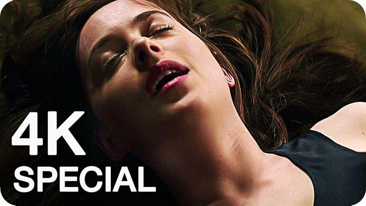 FIFTY SHADES DARKER Clips & Trailer 4K UHD (2017) Fifty Shades of Grey 2
