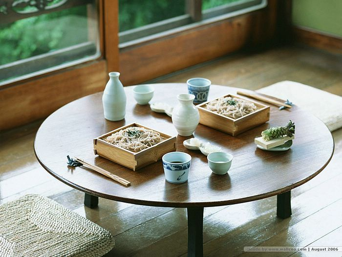 Food Photography - Japanes Food & Table Setting 22