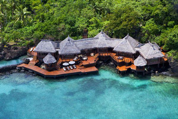 Laucala Island - Fidji, Private Island and Villas
