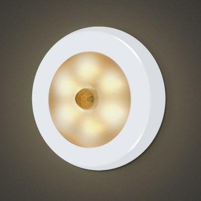 Just US$7.99, buy Utorch 6 LEDs Motion Sensor Night Light online shopping at GearBest.com Mobile.