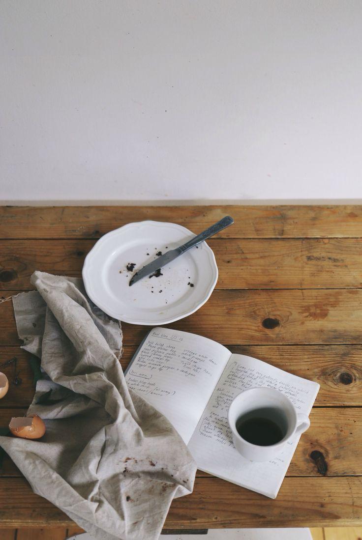Slow living - a beginner's guide. Me & Orla. Table scene.