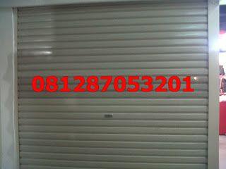 ROLLING DOOR TEKHNIK: jasa service rolling door 081287053201