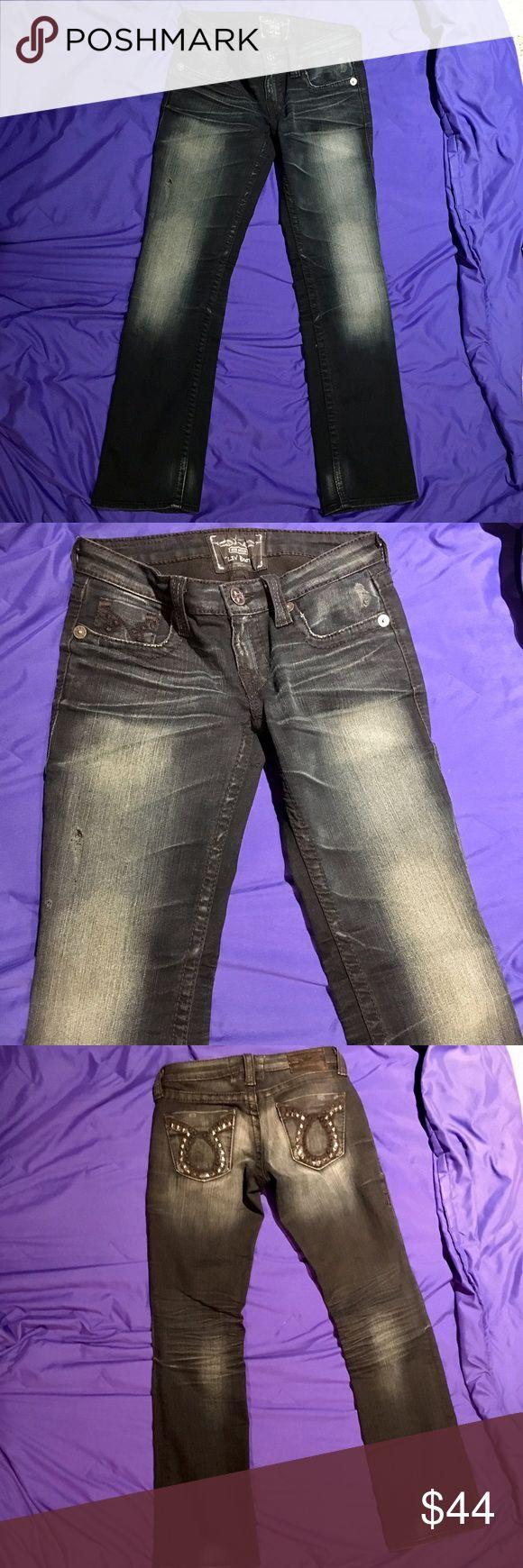 "BIG STAR ""LIV BOOT"" WOMENS JEANS BIG STAR ""LIV BOOT"" WOMENS JEANS SIZE 26 R WORN ONLY A FEW TIMES Big Star Jeans Boot Cut"