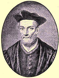 Portrait de Rabelais.
