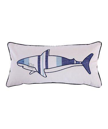 Loving This Blue Sammy Shark Pillow On #zulily! #zulilyfinds Gallery