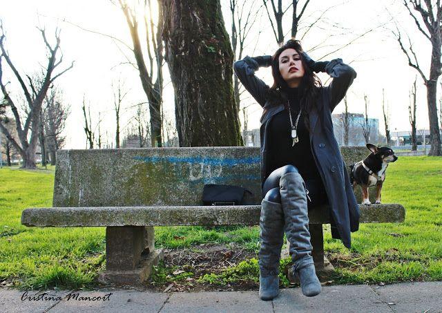 Shoes of month   Cristina Mancort