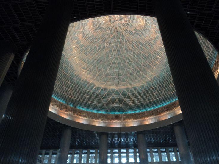 Istiqlal Mosque, Jakarta