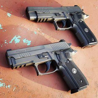 SIG Sauer Legion Series  P226 and P229