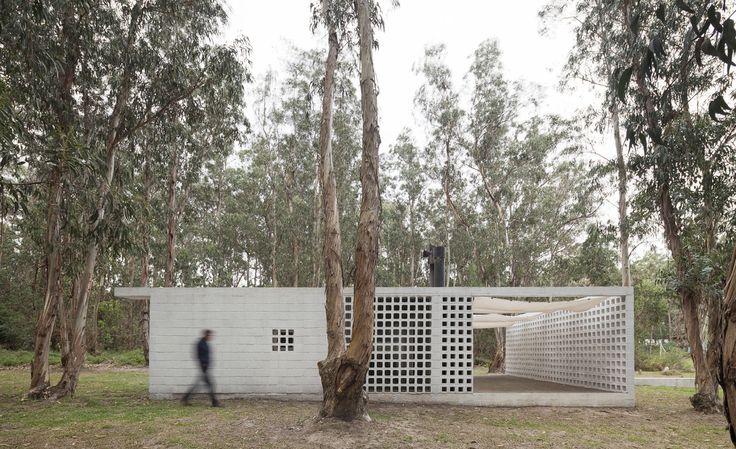 Federico Cairoli, Gualano + Gualano Arquitectos · Casa de Bloques · Divisare