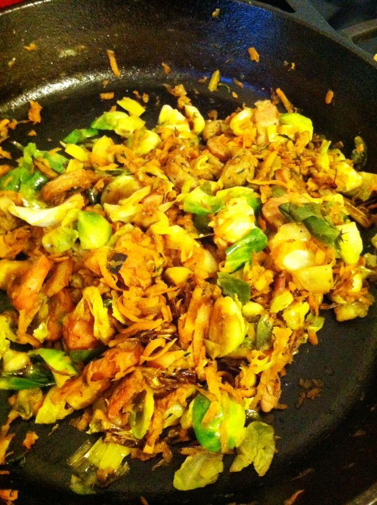 The Eggless Breakfast Hash Recipe Paleo Breakfast Breakfast Hash Breakfast Recipes