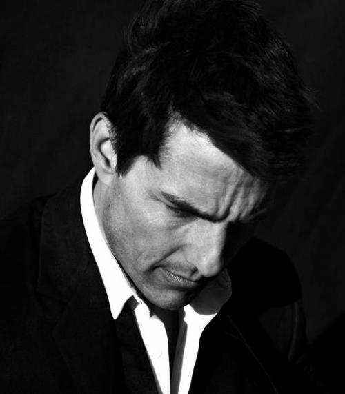 Tom Cruise by Brigitte Lacombe
