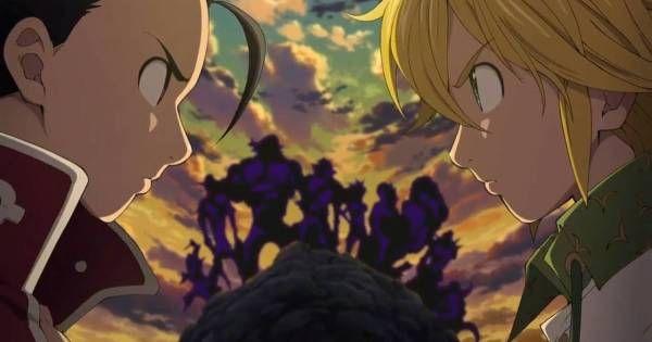 Todo Anime | Descargar Anime y Manga  Segunda temporada de Nanatsu no Taizai. Cuando fueron acusados de tratar de acabar con el rey los temibles Siete Pecados Capitales fueron exiliados. Pero la princesa Elizabeth descubre la verdad: los Pecados fueron inculpados por la guardia del rey los Caballeros Sagrados. No obstante fue demasiado tarde y no pudo evitar que los Caballeros dieran [...]  Post: Nanatsu no Taizai: Imashime no Fukkatsu | 06/24 | HD  VL | Mega / 1fichier / Google / Uptobox