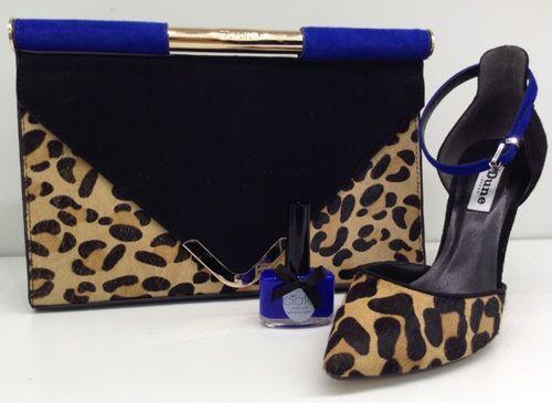 Dune London Blog: Accessorize with nail colour #dunelondon #dune #nails #shoes #accessories #ciate #fashion #style #beauty #blog