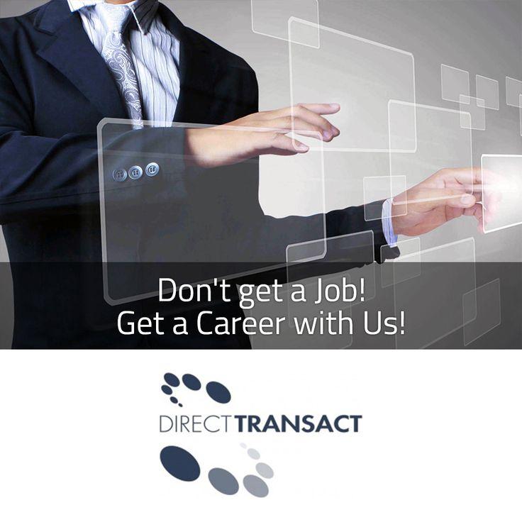 We are hiring in Pretoria (Gauteng) - Direct Transact: SQL Developer http://jb.skillsmapafrica.com/Job/Index/5740 #jobs #careers