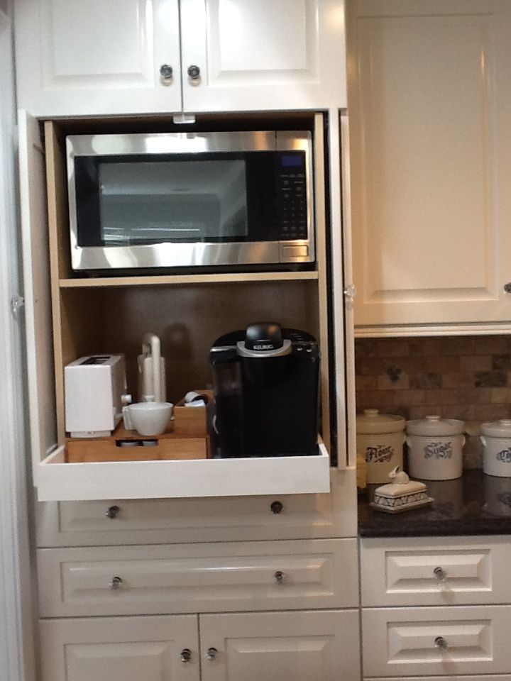 Kitchen Appliance Stand