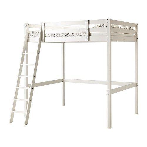 IKEA STORA Loft Bed + IKEA Sultan Huglo | byon's blog - my daily rant!