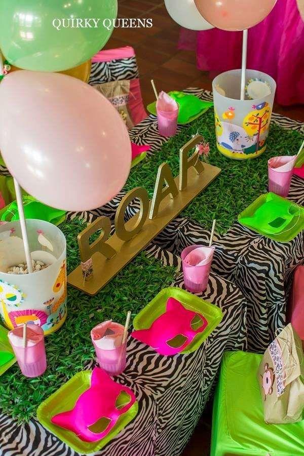 7 best Toddler Birthday images on Pinterest Safari birthday