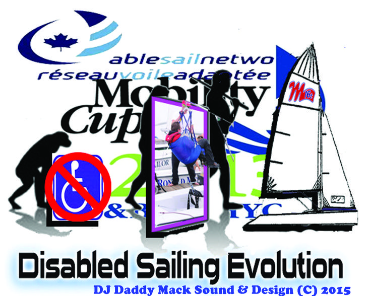 Pre order limited edition Mobility Cup T-shirts by Rod DJ Daddy Mack Mobility Cup T-shirts:  http://tinyurl.com/p3fn5rf