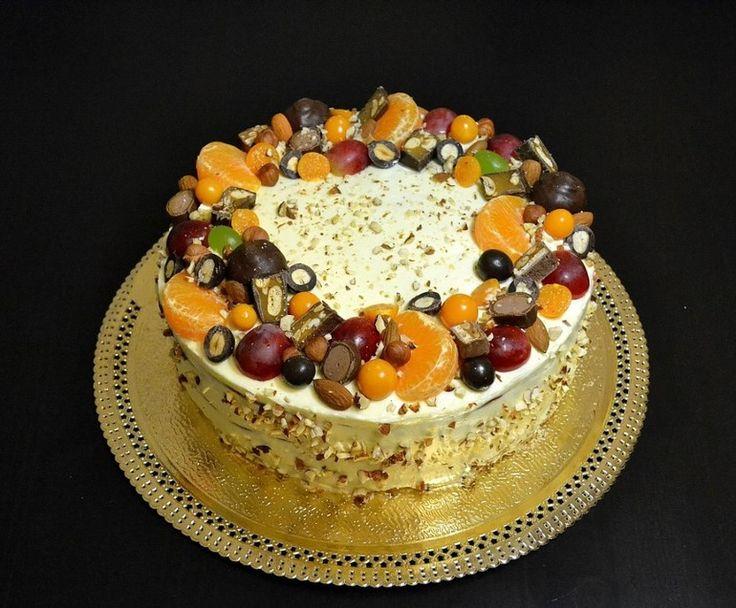 Простой шоколадный торт рецепт с фото пошагово выбор