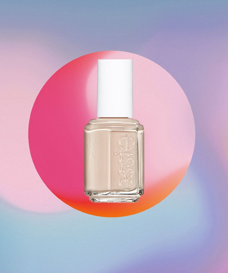 Pinterest's Most Popular Nail Polish Color Of 2017 Might Surprise You+#refinery29