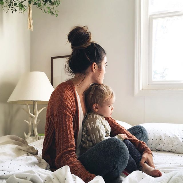 We danced around to Lord Huron, he assisted in my make-up application, we had breakfast in bed and got a little help from Daniel Tiger. Just counting down the minutes until Clay is home from surfing... We're waiting patiently for you! ❤️