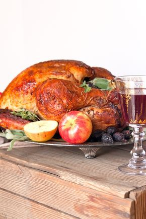Fig-Spiced Turkey - Muy Bueno Cookbook  I think I blinked and missed October. And now, as we all know Thanksgiving is right around the corner. Speaking of Thanksgiving, we all know what that means…turkey!