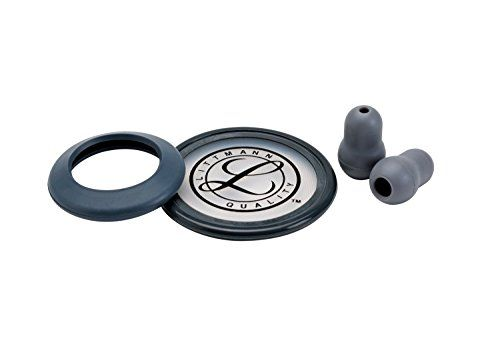 3M Littmann Stethoscope Spare Parts Kit, Classic II S.E., Grey, 40006 - 3M Littmann Stethoscopes offers the high quality that medical professionals expect, and each replacement part and accessory meets the same demanding standards. Conveniently packaged in kits that correspond to our stethoscope models, Littmann stethoscope replacement parts and accessories make repa...