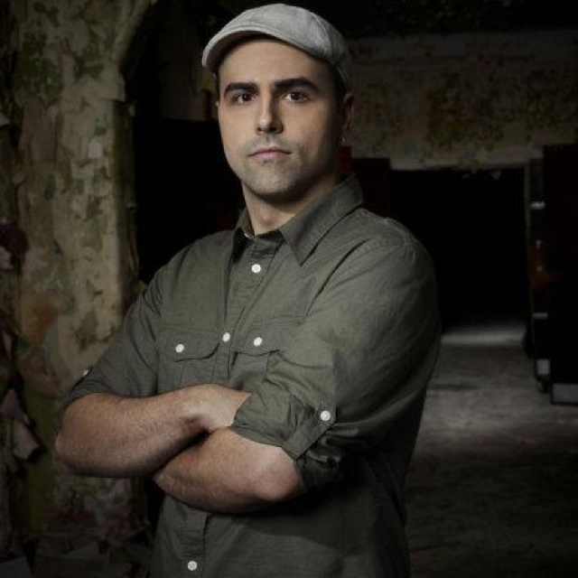 Dave Tango (Ghost Hunters/TAPS)- Love him!